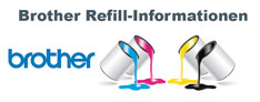 Brother Refill-Informationen