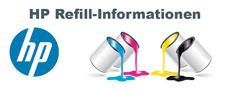 HP Refill-Informationen