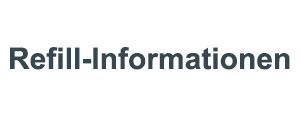 Refill-Informationen