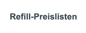 Refill-Preislisten