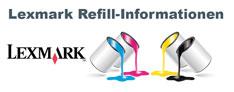 Lexmark Refill-Informationen