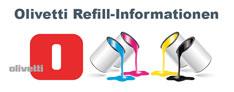 Olivetti Refill-Informationen