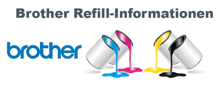Brother Refill Informationen